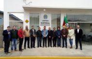 VICE-PREFEITO PARTICIPA DA INAUGURAÇÃO 69ª ZONA ELEITORAL