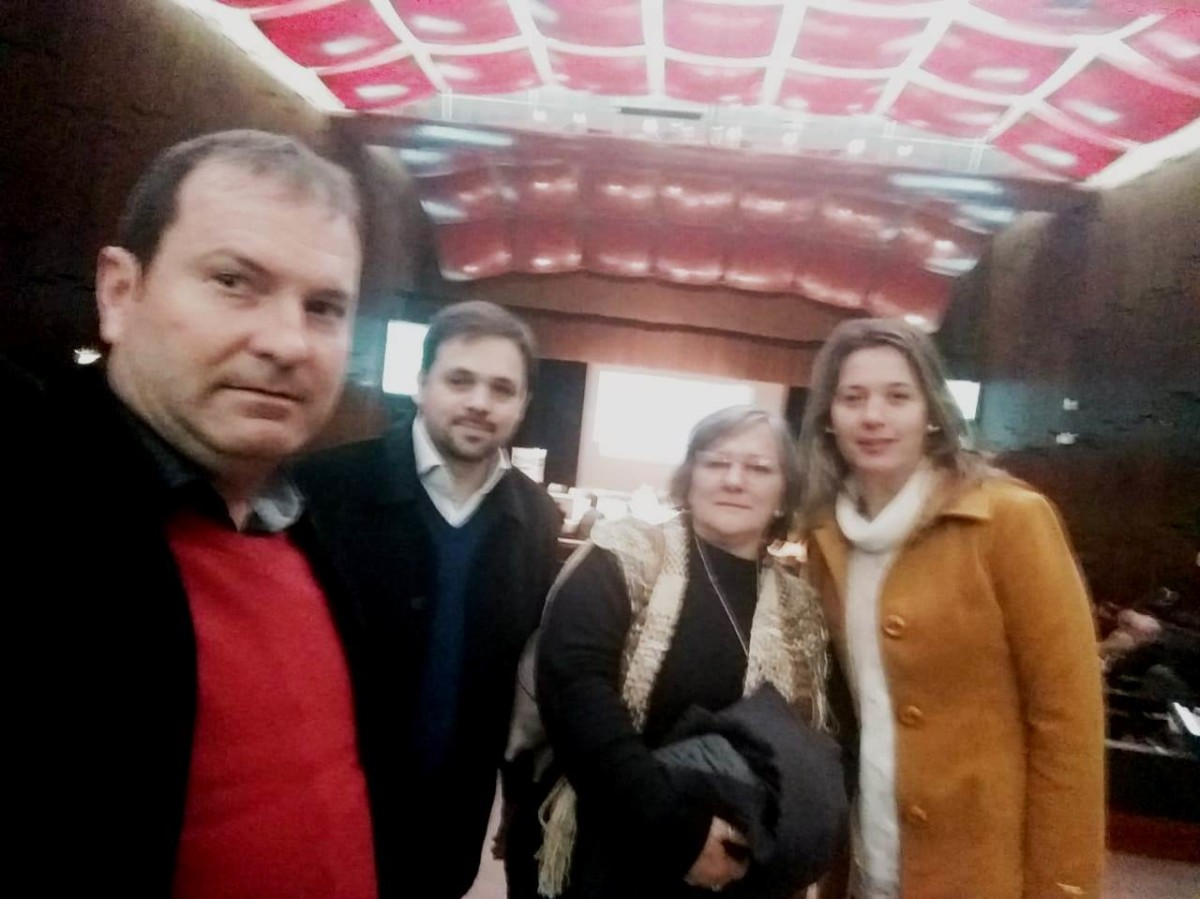 PREFEITO PAULO FLORES PARTICIPA DE SEMINÁRIO SOBRE A EXTINÇÃO DO FUNDEB E O FINANCIAMENTO DA EDUCAÇÃO