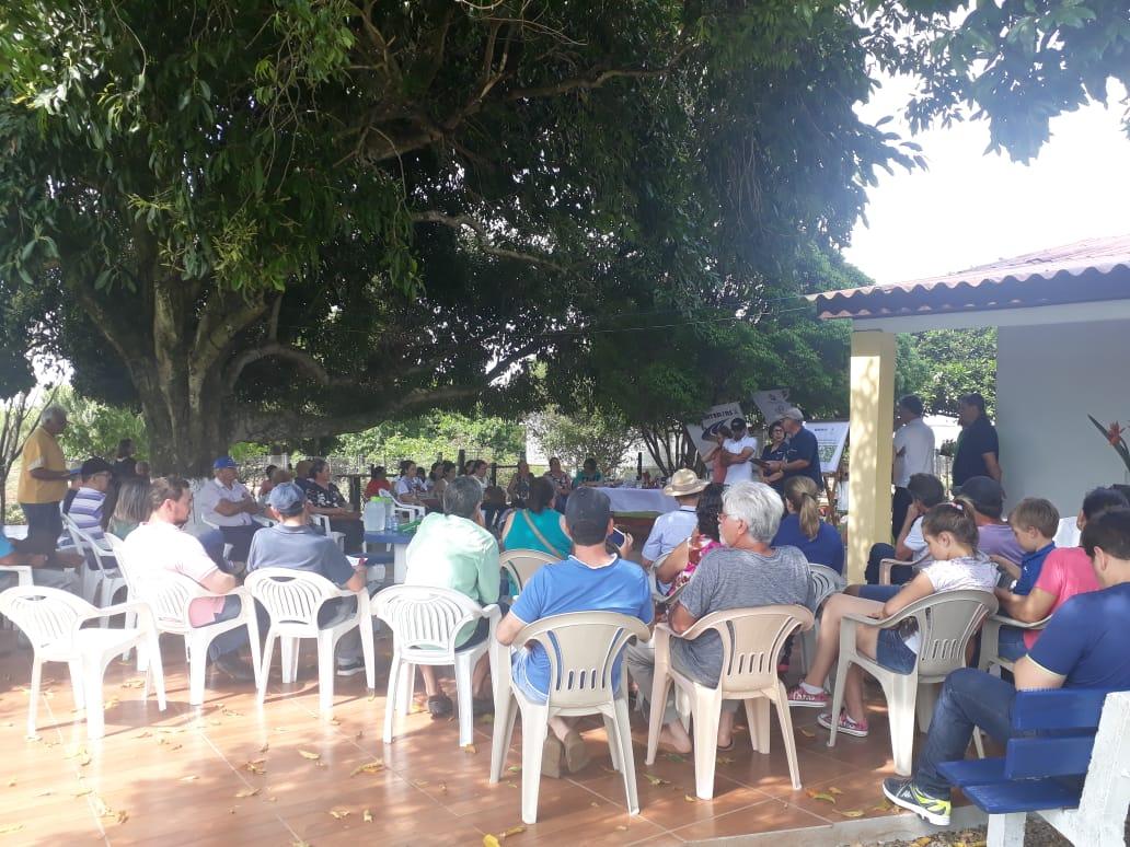 SECRETARIA DE DESENVOLVIMENTO AGROPECUÁRIO E MEIO AMBIENTE REALIZA AUDIÊNCIAS PÚBLICAS PARA PLANO MUNICIPAL DE SANEAMENTO BÁSICO