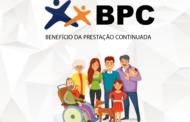 ATENÇÃO BENEFICIÁRIOS DO BPC (BENEFÍCIO DA PRESTAÇÃO CONTINUADA)