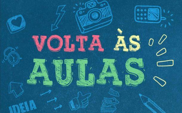 VOLTA ÀS AULAS NA REDE MUNICIPAL DE ENSINO