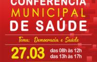 SÃO VICENTE DO SUL REALIZARÁ VI CONFERÊNCIA MUNICIPAL DE SAÚDE