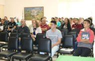SERVIDORES MUNICIPAIS PARTICIPAM DE SEMINÁRIO INTERMUNICIPAL DE EDUCAÇÃO FISCAL NO MUNICÍPIO DE TOROPI