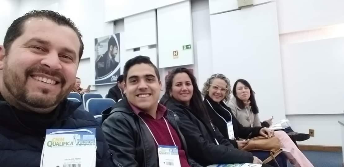 VICE-PREFEITO E SERVIDORES MUNICIPAIS PARTICIPAM DE CAPACITAÇÃO SOBRE ITR
