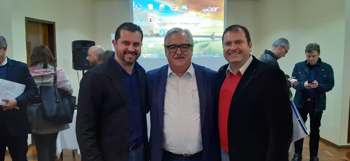 DEPUTADO FEDERAL PEDRO WESTPHALEN INDICA EMENDA DE R$ 100 MIL PARA CUSTEIO DA SAÚDE DE SÃO VICENTE DO SUL