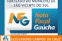 CONHEÇA O VICENTENSE GANHADOR DA NOTA FISCAL GAÚCHA DO MÊS DE NOVEMBRO