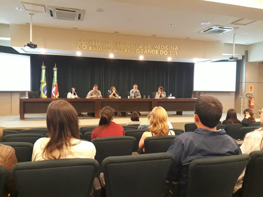 SERVIDORES DA VIGILÂNCIA EM SAÚDE PARTICIPARAM DE EVENTO SOBRE POPULAÇÕES EXPOSTAS A AGROTÓXICOS
