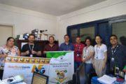 REUNIÃO DE SENSIBILIZAÇÃO E FOMENTO À EDUCAÇÃO FISCAL ENTRE SERVIDORES MUNICIPAIS