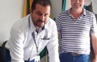 VICE-PREFEITO VAGNER TOTTI ASSUME A CHEFIA DO EXECUTIVO
