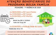 ATENÇÃO BENEFICIÁRIOS DO PROGRAMA BOLSA FAMÍLIA