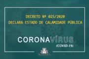 SÃO VICENTE DO SUL DECLARA ESTADO DE EMERGÊNCIA PÚBLICA