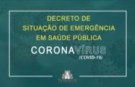 SÃO VICENTE DO SUL DECLARA SITUAÇÃO DE EMERGÊNCIA PÚBLICA