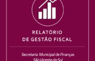 ADMINISTRAÇÃO MUNICIPAL DISPONIBILIZA RELATÓRIO DE GESTÃO FISCAL REFERENTE AO 1º QUADRIMESTRE DE 2020
