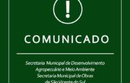 ATENÇÃO! CONVITE REUNIÃO PARA CRIAÇÃO DE UMA COOPERATIVA DE RECICLAGEM