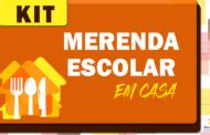 MAIS DE 1,2 TONELADAS DE GÊNEROS ALIMENTÍCIOS SÃO DOADOS PELA SECRETARIA MUNICIPAL DE EDUCAÇÃO