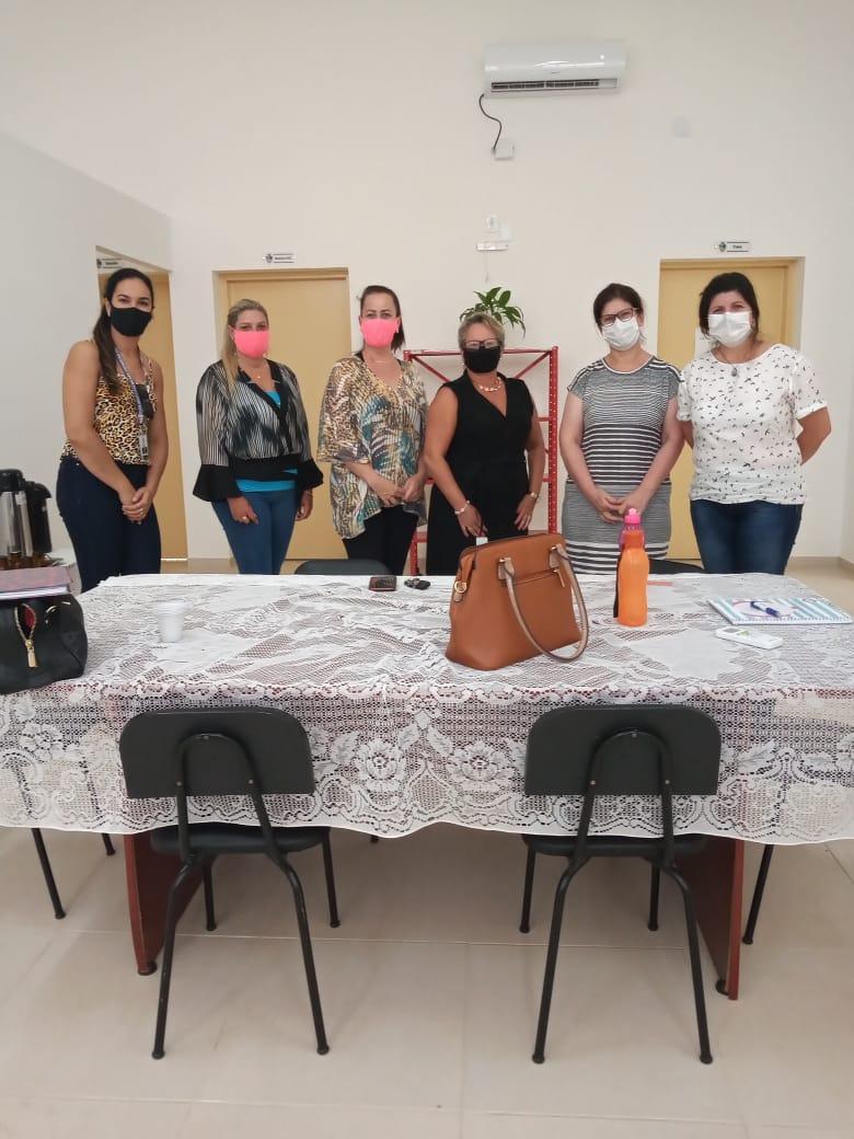 SECRETÁRIA DE ASSISTÊNCIA SOCIAL BUSCA PARCERIAS
