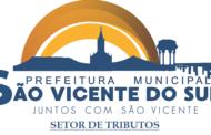 ATUALIZAÇÃO CADASTRAL ON-LINE – SETOR DE TRIBUTOS